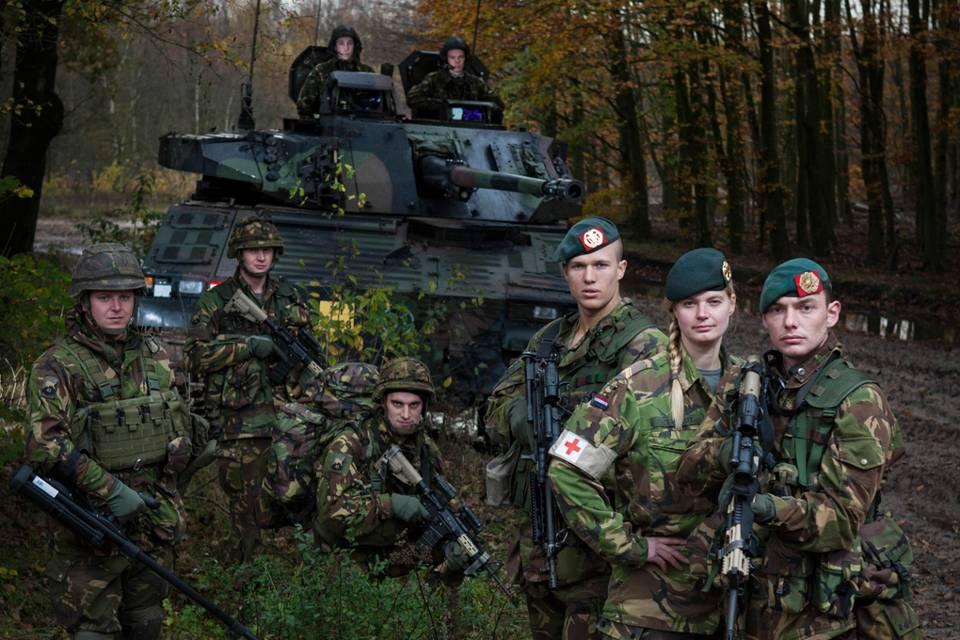 De Landmacht Van Morgen 08 Landmacht