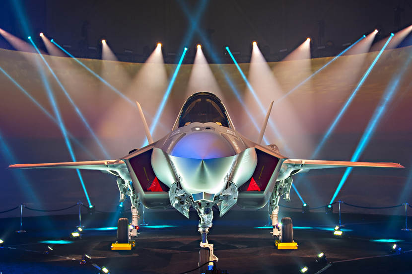 #FAA | VIDEO - Aankomst F-35 in Nederland - Historisch moment! #F35